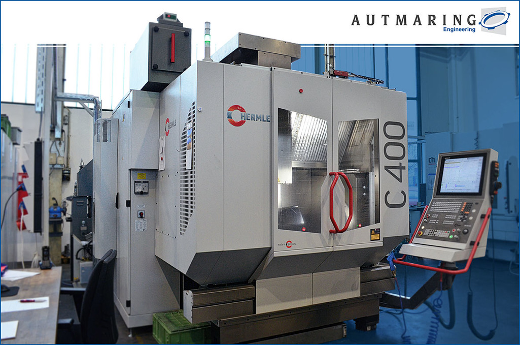 Series and prototype production, CNC