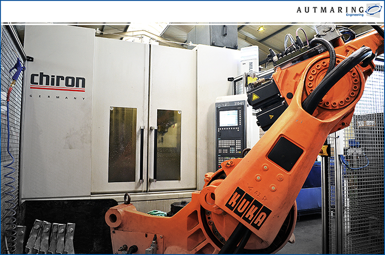 We work with state-of-the-art 5-axis CNC machines as well as with innovative EDM and grinding technology